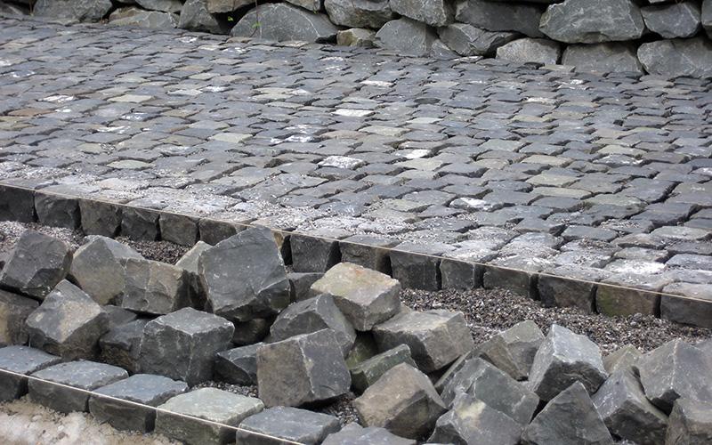 Pflasterarbeiten Wojtkowski Terrassenbelag